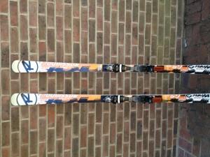Ski GS 5 1302 Front
